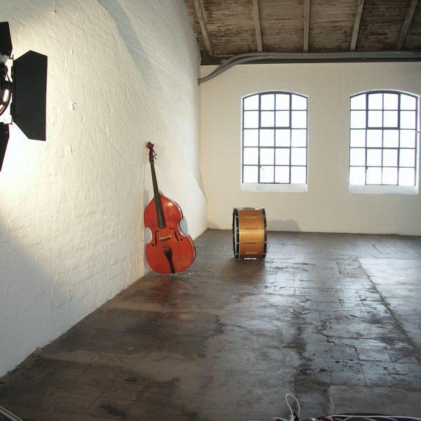 Catering Location Hamburg - Musikinstrumente