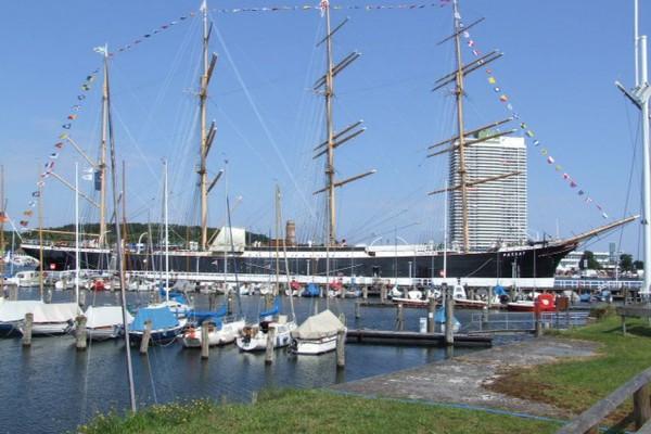 Segelschiff Passat 36