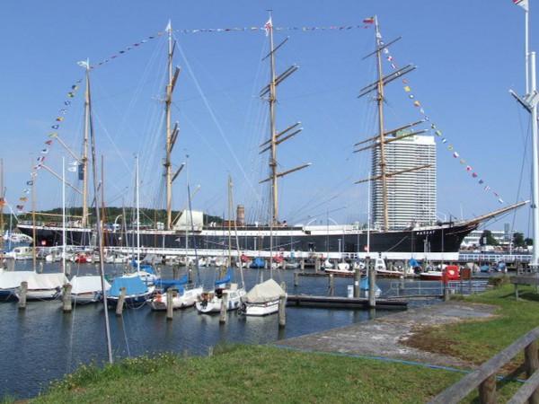 Segelschiff Passat 1