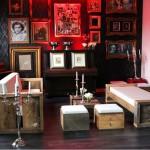 Wide Wood Room
