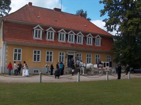 Reithalle Schloss Wotersen