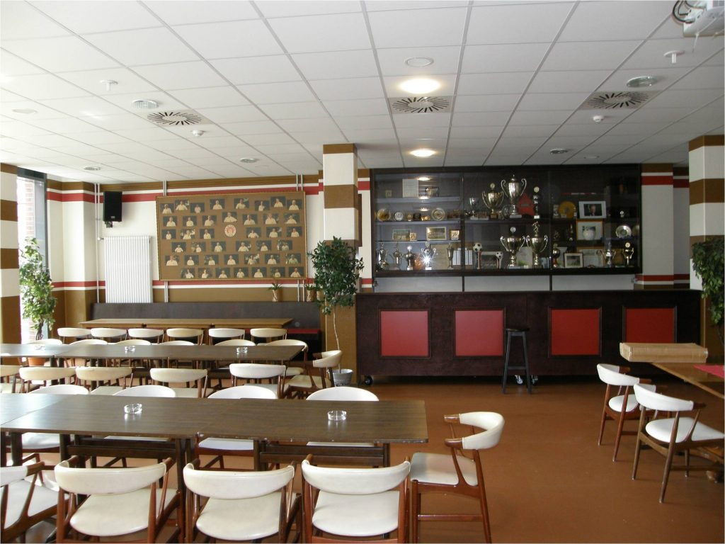 Millerntor-Stadion Clubheim 1