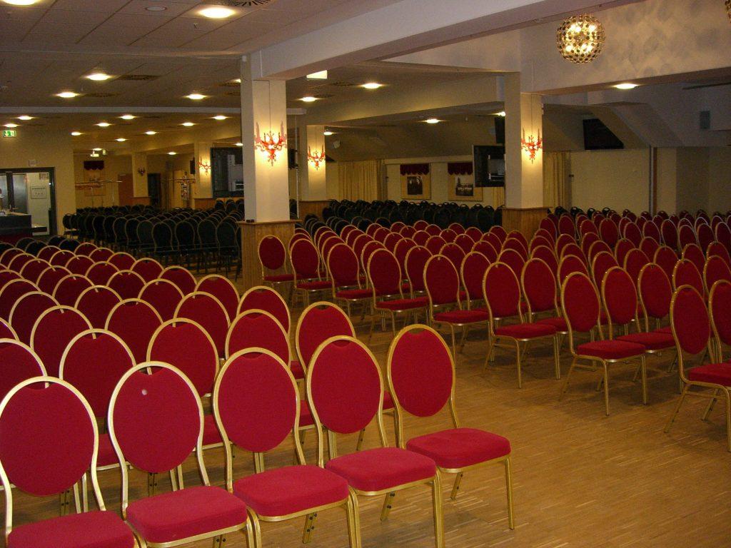 Millerntor-Stadion Ballsaal Süd 4