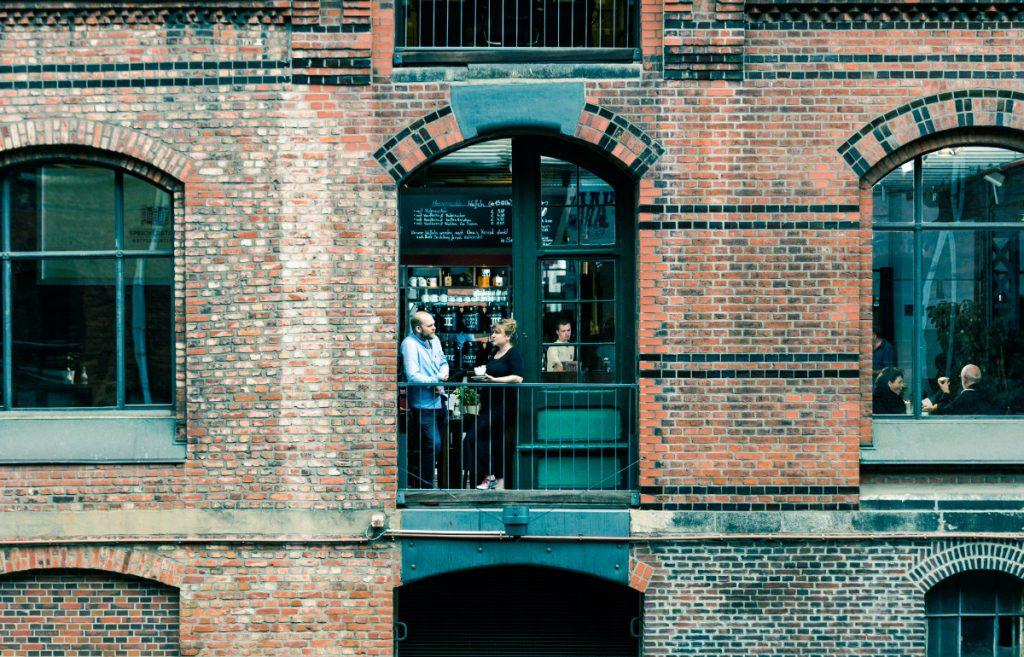 Speicherstadt Kaffeerösterei 8