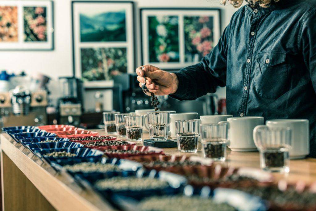 Speicherstadt Kaffeerösterei 7