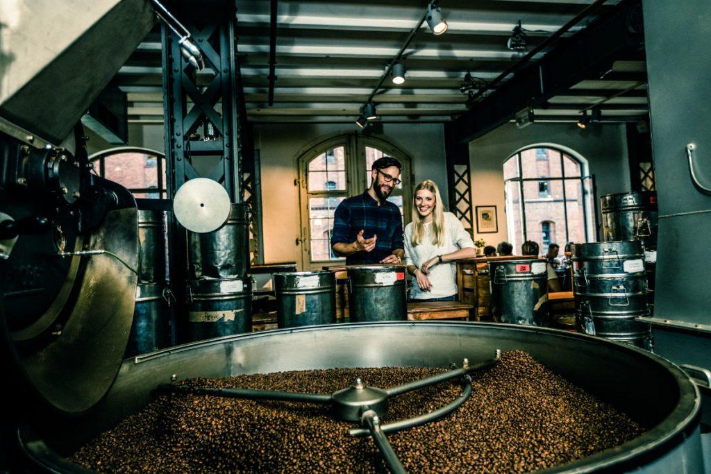 Speicherstadt Kaffeerösterei 10