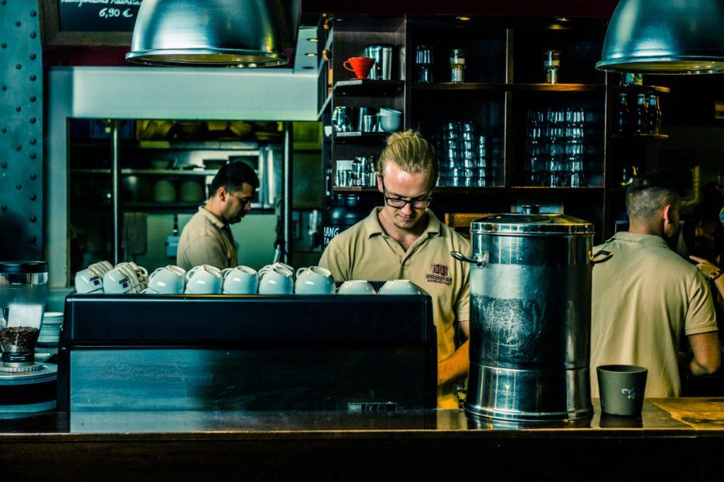 Speicherstadt Kaffeerösterei 11