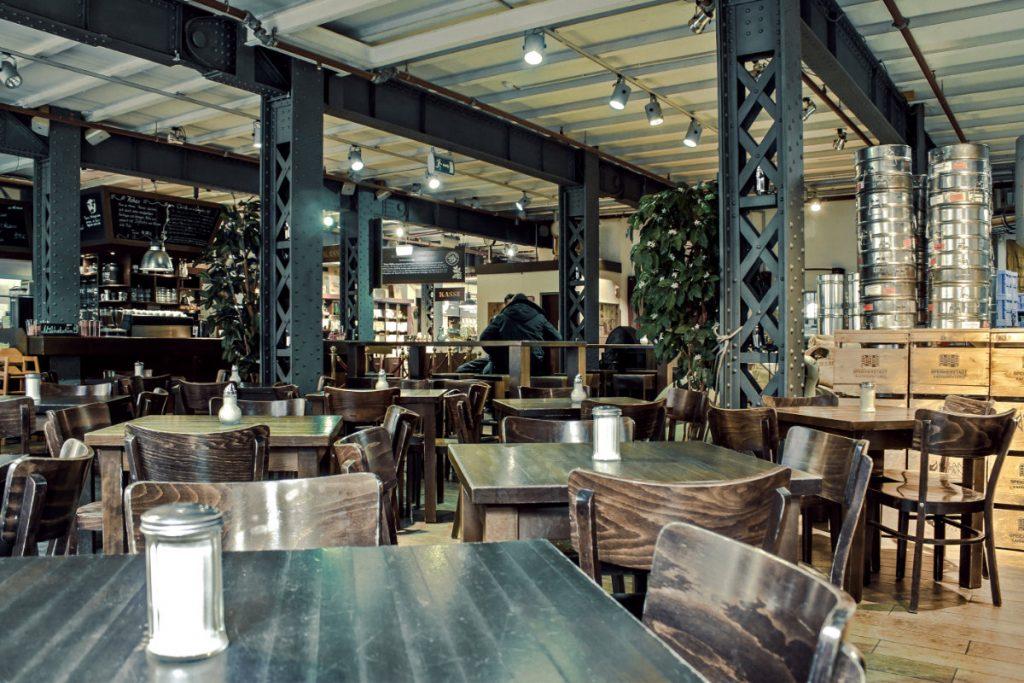 Speicherstadt Kaffeerösterei 1