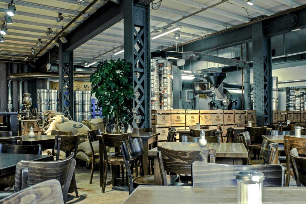Speicherstadt Kaffeerösterei 3