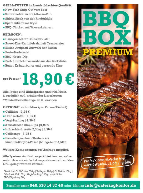 Bestellt jetzt unsere leckere Grill-Box! 1
