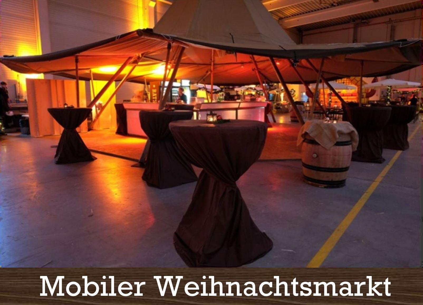 Mobiler Weihnachtsmarkt 2020 1